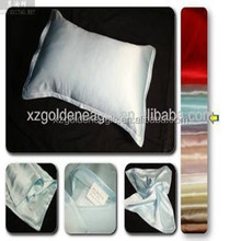100% Colourful Silk Mulberry Pleat Pillowcases
