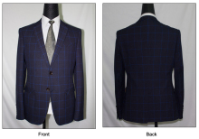Hot selling branded casual blazers for men
