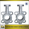 China manufacturer OEM 316SS lost wax casting steel pipe fitting
