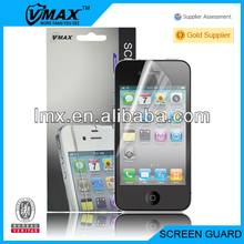 Sun screen protector for iPhone 4 oem/odm (High Clear)