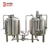 Brewery equipment cost brewing system 2 bbl steel micro brewery