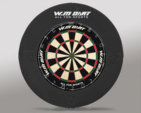 "competition darts 18"" darts board dartboard surround"