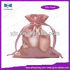 2015 Hot sales satin jewelry pouch