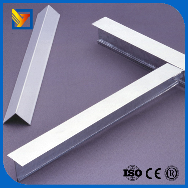t type groove ceiling t bar frame false ceiling t grid for pvc panel