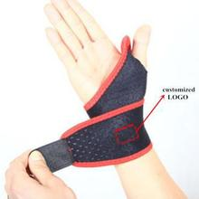 China supplier massage therapy carpal tunnel crossfit wrist wraps, weightlifting wrist wraps