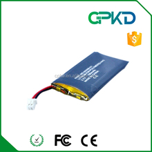 Li-Polymer Headphone Battery For CS50 64327-01, 64399-01 3.7v lithium battery 190mah