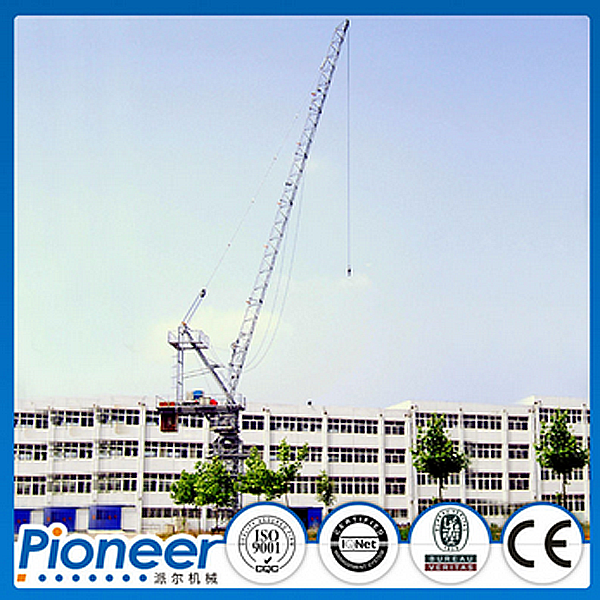 Types of Tower Crane for The High Rise Building