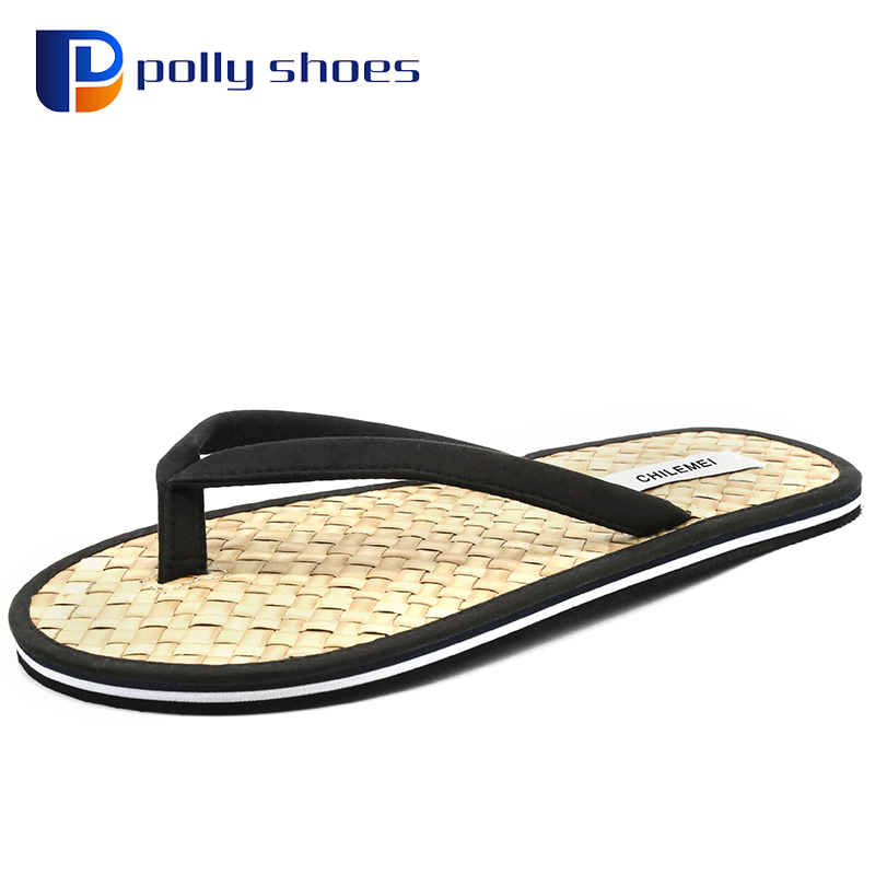 friendly nature health summer bamboo slipper flip flop wholesale