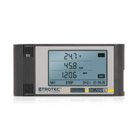 Professional Data Logger CO2 carbon dioxide temperature humidity