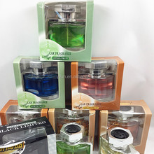 Factory directly sale hot popular fragrance air freshener car