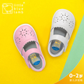 littlebluelamb brand simple baby girls fancy sandals