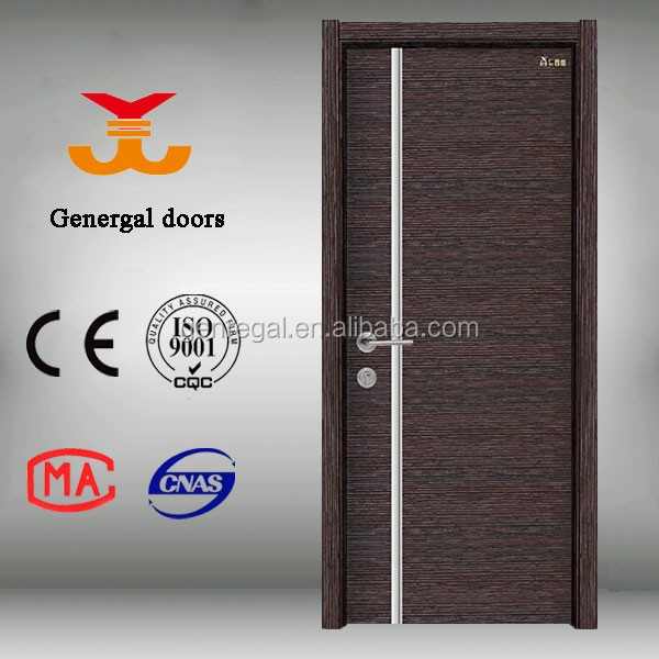 Cheap melamine wooden internal apartment doors for sale