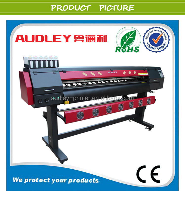 1440 DPI sale large format printer/sale eco solvent printing machine With DX5 Print Head ADL-A1951