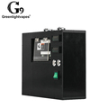G9 vaporizer rosin dab press machine pneumatic electric heat rosin press