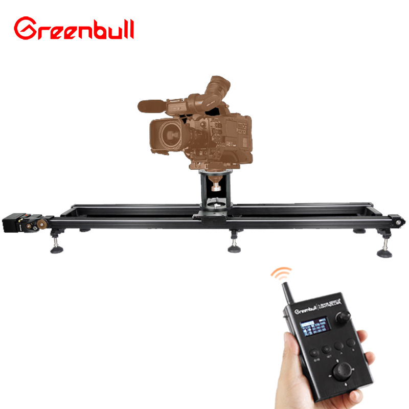 Greenbull X7 Plus Double Rails Wireless Electronic Camera Slider for DSLR Time Lapse