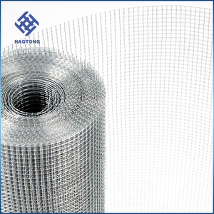 Wholesale price fencing net iron wire mesh / highway guard rail price / galvanized welded wire mesh cheap
