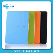 Magnetic Stand Design PU Case for iPad Air 9.7'' Smart Cover Sleep Function for iPad 5,Tablet Cover For iPad Air Case