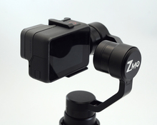 video stabilizer EDGE ZMO Z6 gimbal 3 axis handheld stabilizer