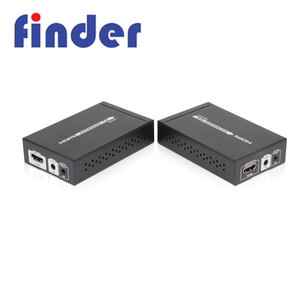 4k HDMI cable extender 70m supporting IR HDBaseT single network