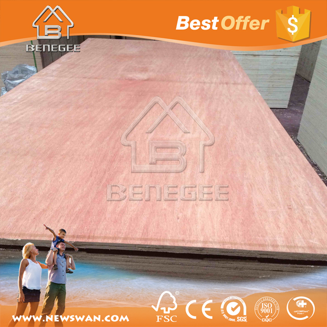 Commercial plywood board/ Factory plywood panel/ furniture plywood price