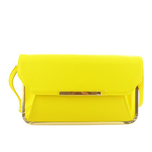 Top quality wholesale price popular Yellow cheap messenger bags for women