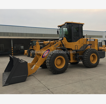 3 m3 heavy duty Chinese articulated CE approved wheel loader for sale