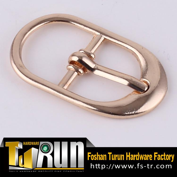 OEM decorative fashoin metal buckles for bags shoe buckles