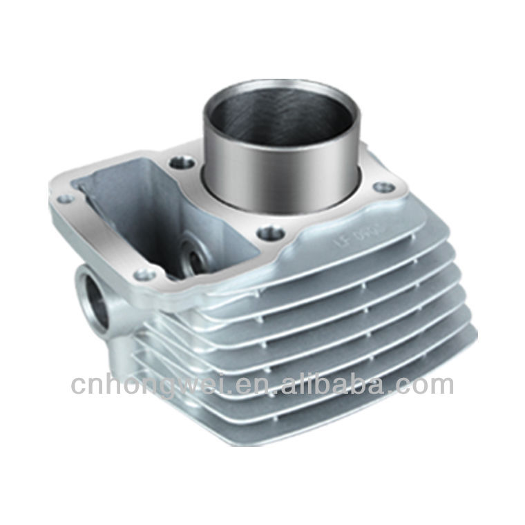 CG125 motorcycle cylinder(small leaf)