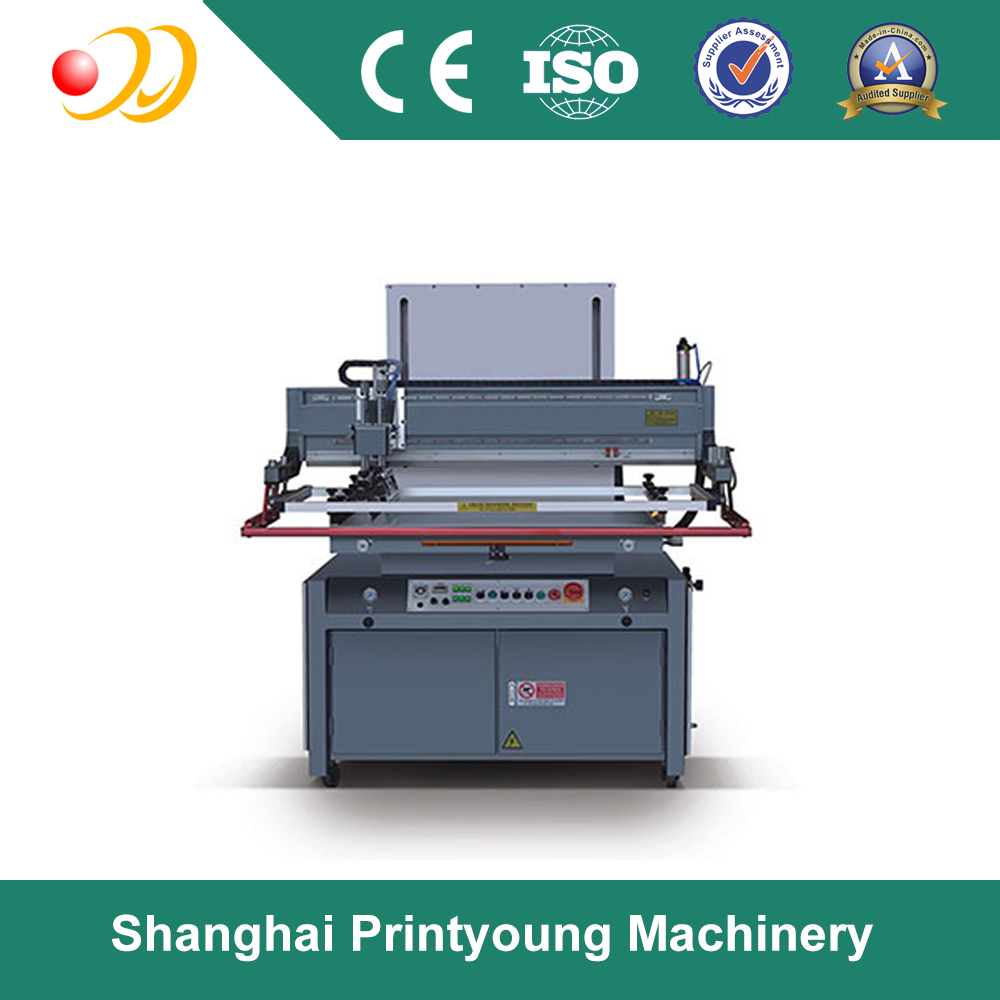 PRY-750II Semi-automatic screen printing equipment