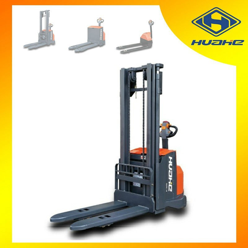 1.6t and 1.4t forklift trolley pallet With AC Curtis Control Reach Stacker