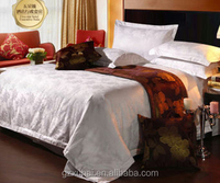 Wholesale hotel jacquard bed sheets pictures