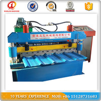 Metal Roofing Sheet Main Manufacturing Machines For Sale