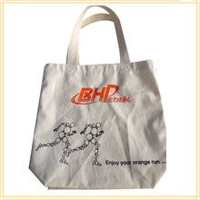 2015 Popular Customized cotton canvas bag promotion,Recycle organic cotton fruit protection bag TB-B-150115-07