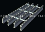 Serrated I type Steel Gratings