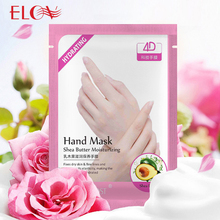 Hot Sale Fashion Skin Care Shea Butter Whitening Hand Mask New Style Custom Sheet Hydrating Hand Mask
