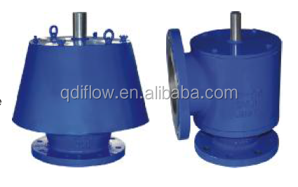 Pressure Relief Valve Model 7130/8130 Pipe Away or Vent to Atmosphere