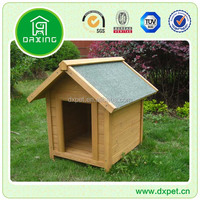 Fancy Dog House With Waterproof Roof DXDH004