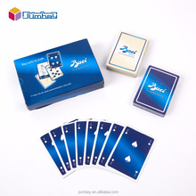 plastic playing card box for plastic poker cards guard