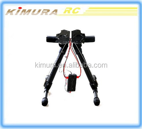 DJI Phantom2 vision electric retractable landing gear for DJI phantom2 rc drones new product for 2015