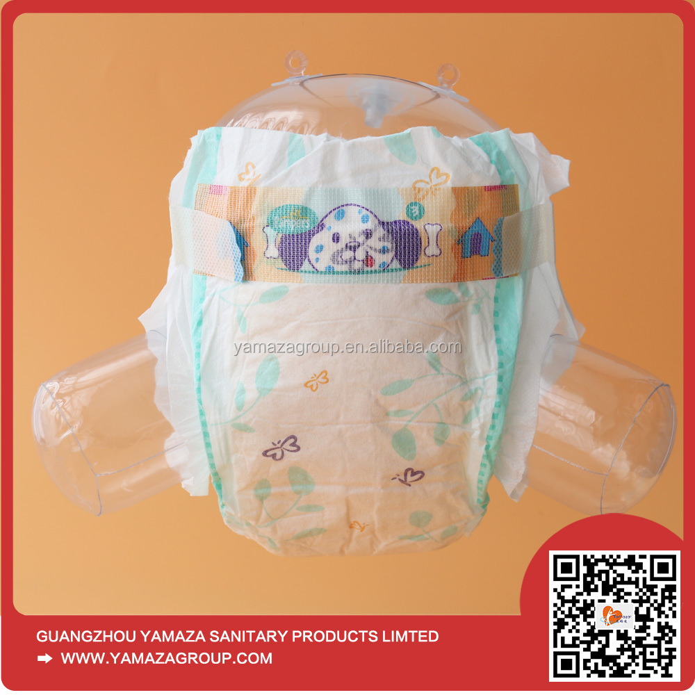OEM free samples cheap training pants sleepy disposable baby diapers