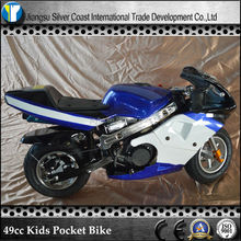 Cheap Kids Mini Motorcycles 49cc Pocket Bike for Sale