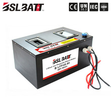 lifepo4 lithium ion electric car battery 48v 20ah 50ah li ion battery pack for E-Bike