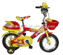 16 inch professional classic kids bmx bicycle 10kg