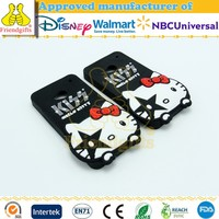 NBCUniversal Audited Factory High Quality Glow in the Dark Silicone Cell Phone Case
