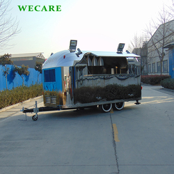 WECARE ice cream cart for sale
