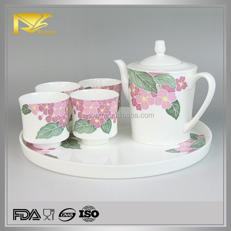 Drinkware ceramic antique japanese china tea set, ceramic gaiwan tea set