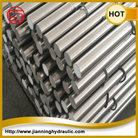 Factory supply high quality induction hardened chrome bar