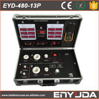 EYD-480-13P AC85-270v Lamp led demo suitcase Led test case Lamp test box Led test kit with lux meters