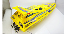 Hot Selling!1:16 Scale Electric High Speed Racing RC Boat Radio Control Mosquito Boat 757T-6011