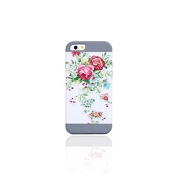 2014 new promotion factory soft silicone and PC material 3D sublimation blank phone cases
